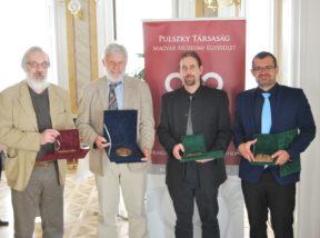 Pulszky- és Éri-díjasok 2018